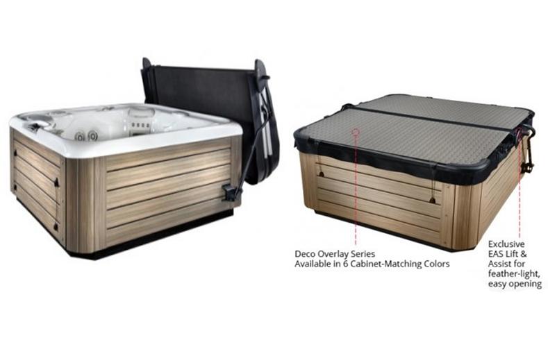 Smartop Vanish hot tub cover